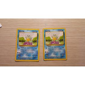 Card Squirtle Tcg 63/102 Kit Básico