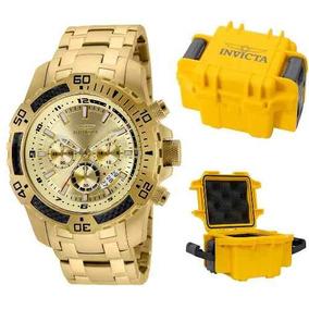 4818f88f8cb Relogio Invicta 51 Masculino - Relógios De Pulso no Mercado Livre Brasil