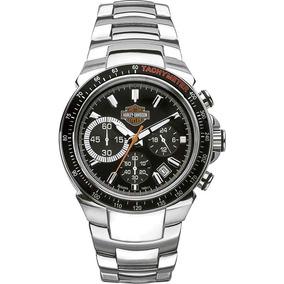 Relógio Bulova Harley Davidson Cronógrafo Wh30288t