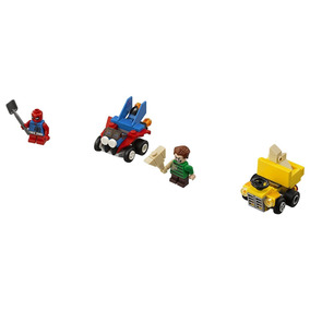 Lego Super Heroes Mighty Micros Scarlet Spider Vs. Sandman