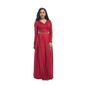 Cinturones Dorados Para Vestidos - Vestidos de Noche de Mujer Rojo ... 71753c4c3eed