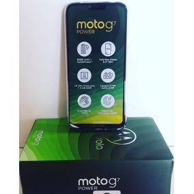 Moto G7 Power Lancamento 2019