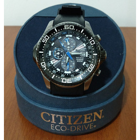 2d8a8bb4c32 Relógio Citizen Aqualand Eco Drive Bj2110-01e. R  1.430