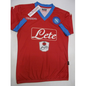 Camiseta Napoli Kappa Oficial Comercial Orig Lavalledeportes 3a15c1a4953ae