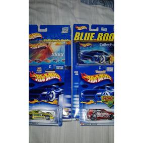Hotwheels Bluebook 2002 Y 2003 Exclusivos