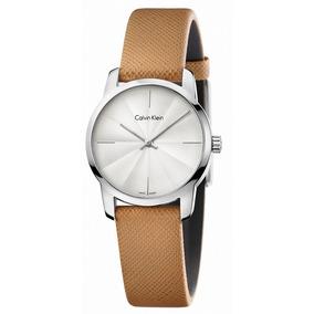 Reloj Calvin Klein City K2g231g6 Ghiberti