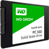 Ssd 240gb Disco Duro Solido Western Digital Laptop Pc 2.5