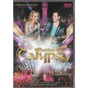 Banda Calypso Dvd 15 Anos Novo Original Lacrado