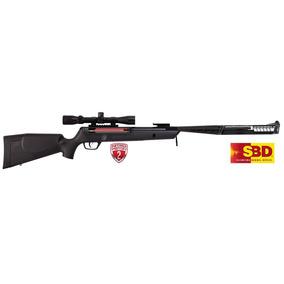 Rifle Crosman Rogue Sbd 5.5 Break Barrel Mira 3-9x32
