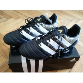 Adidas Botines Futbol Cuero Negro - Botines en Mercado Libre Argentina f48db1f0b173e