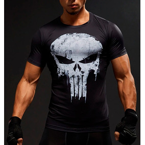 79b6905d455f5 Camiseta Marvel Punisher Original Importada - Camisetas Manga Curta ...