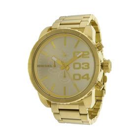 d0b404a4257f Reloj Diesel Dorado Dz4268 - Joyas y Relojes en Mercado Libre México