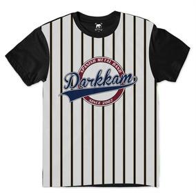 Camiseta Baseball Darkkan Listrada Bs12 Ydias 74174c19891