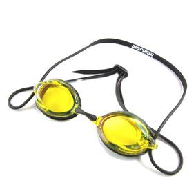Óculos De Natação Mormaii Endurance   Preto-amarelo f5e454bebd