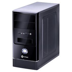 Pc Core I3 7100 Completo Com 16gb, Ssd 480gb, Monitor + Kit