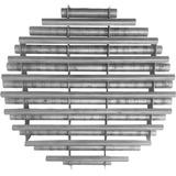 Grade Magnética 200x200mm Injetoras / Extrusora