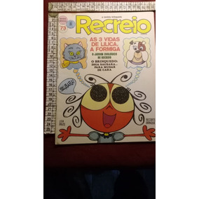 Revista Recreio N 73 1970 Anos 70 Rara Com Encarte