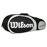Raqueteira Wilson Team Preto Bolsa Tennis - Original b66fdc406fe43