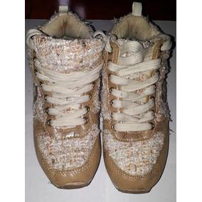 Zapatos Moda De Niña Talla 35