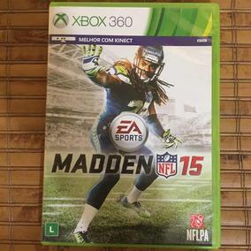 Madden Nfl 15 Xbox 360 (original)