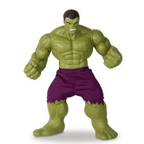Boneco Hulk Verde Revolution 45cm Marvel - Original - Mimo