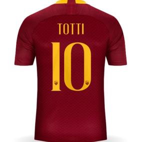 Jersey Roma 2019 Local Vino Francesco Totti Envío Gratis 2c5cfffbb86a0