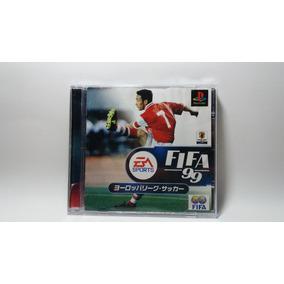 Fifa 99 - Ps1 - Original Japonês