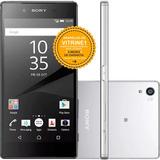 Sony Xperia Z5 Premium E6853 32/3gb 23mp Prata Vitrine 1