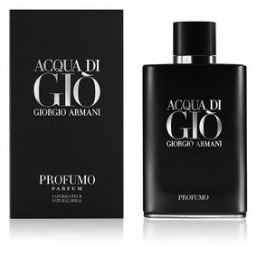 Perfume Acqua De Gio Giorgio Armani Profumo Parfum 125 Ml