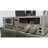 Deck Technics M-205 Funciona Made In Japan Funciona