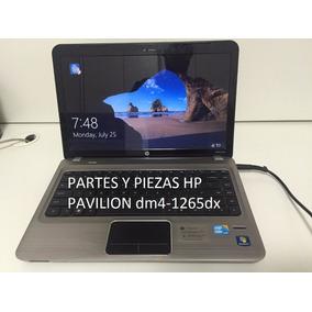 Hp Pavilion Dm4 - 1265dx Repuestos (teclado, Memoria Y Mas)