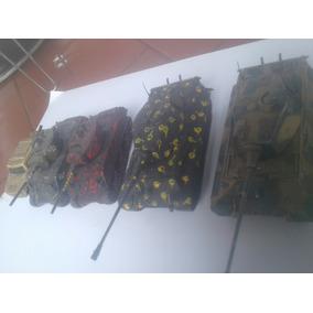 Lote Tanques De Guerra.sherman.tiger