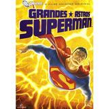Dvd Original - Grandes Astros Superman - Dc Universe
