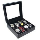 Porta Relojes Joyero Cajas Para Relojes Organizador Estuche
