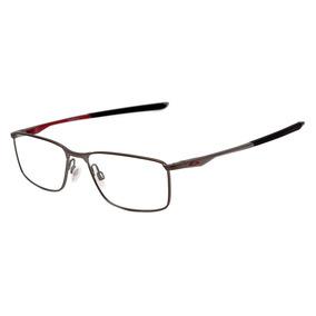 ac75e663f33e8 Oculos Oakley Probation Brushed Chrome. - Óculos no Mercado Livre Brasil