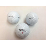 Pelotas Golf Top-flite. 3 Unidades