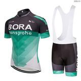 Uniforme Ciclismo Bora Tam. L (m) Uc 64