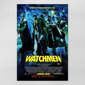 Poster 40x60cm Filmes Watchmen O Filme Watchmen 3 24