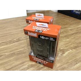 Camera Bushnell Essential E3 Trophy 16mp Para Trilha 720p Hd