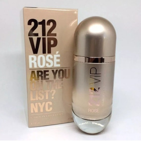 fad2ab070c1 Perfume 212 Vip Rose - Perfumes Importados Carolina Herrera ...