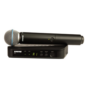 Microfone Shure Sem Fio Blx/b58 - Original