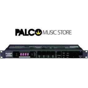 Módulo Processador De Efeitos Phonic Dfx2000 - Loja Palco