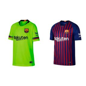 120cc198f3c4a Camisetas de Clubes Extranjeros Barcelona en Mercado Libre Argentina