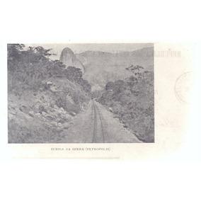 Subida Da Serra - Ferrovia - Petrópolis - 28011923