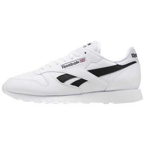 Teni Reebok Classic Leather Branco Tamanho 40 - Tênis no Mercado ... e9b9f2660440a