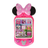 Minnie Just Play Happy Helpers - Teléfono Celular, Color Ros