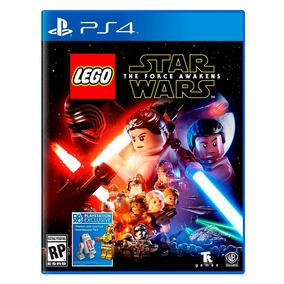 Juego Para Playstation 4 Lego Star Wars El Despertar De La