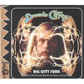 Dennis Coffey - Big City Funk ( Cd - Rem - Digipack - Uk )