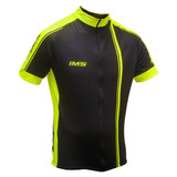 Camisa Bike Ims Citrino (amarelo Fluor, P)