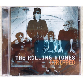 Cd Rolling Stones Stripped Live Frete Grátis